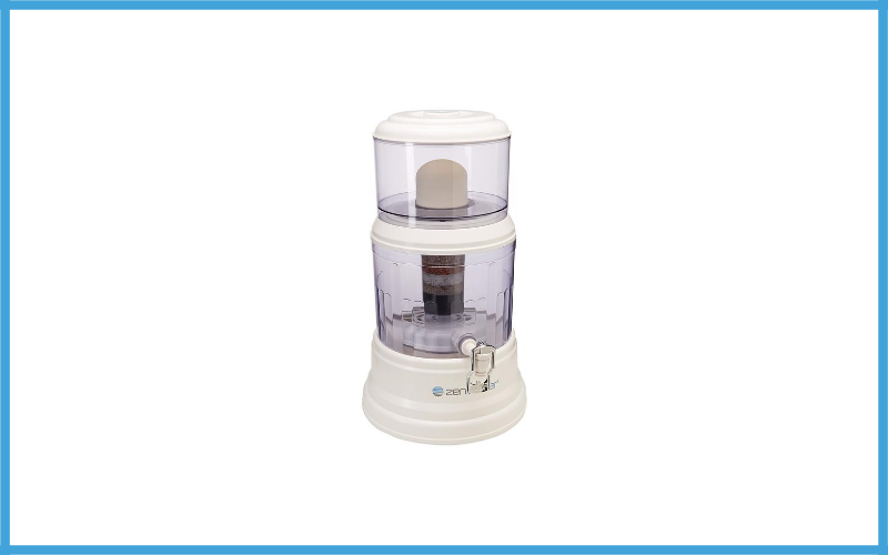 Zen Water Systems Countertop Filtration Purification System Review
