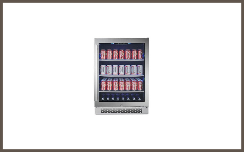 Avallon 152 Can 24 Inch Built In Beverage Cooler Review
