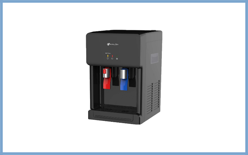 Avalon Countertop Self Cleaning Bottleless Water Cooler Water Dispenser Review