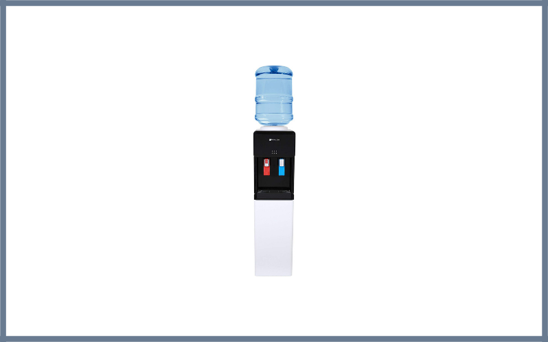 Avalon Top Loading Water Cooler Dispenser With Ultra Slim Design Review