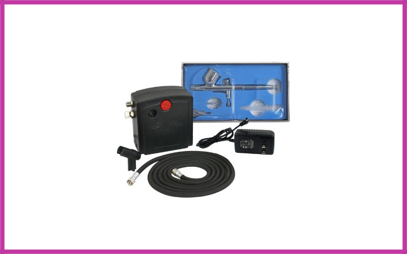 Bbbuy Multi Purpose Mini Airbrush Air Compressor Kit Review