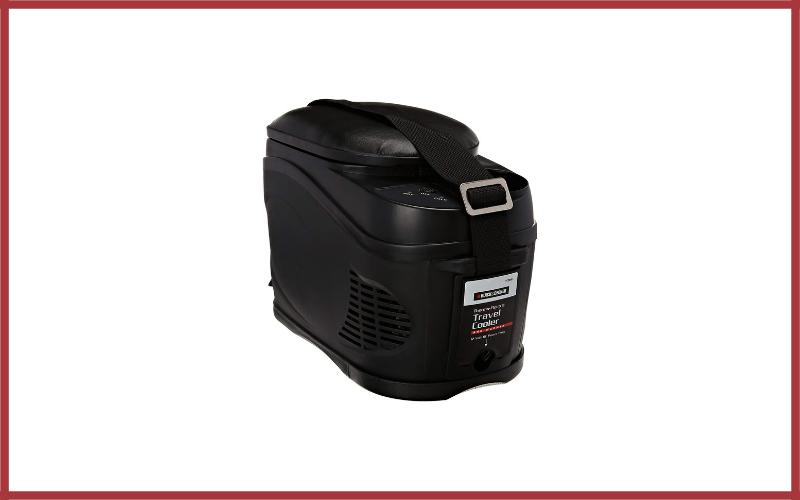 Black+decker Tc204b Portable 12v Dc Travel Cooler Warmer Review