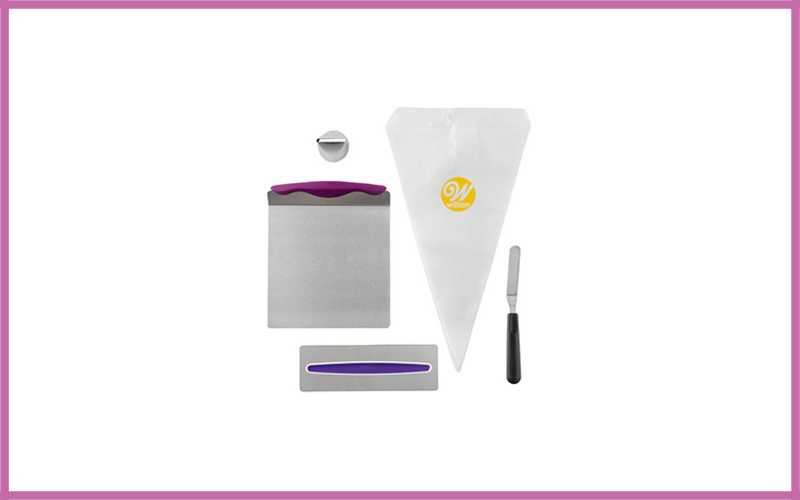 Cake Decorating Kit For Beginners By Wilton Review