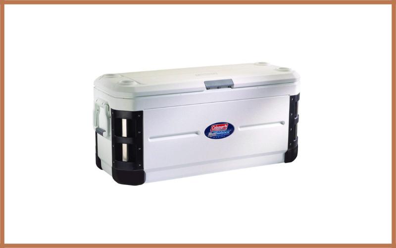 Coleman 200 Quart Xp H2o Marine Cooler Review