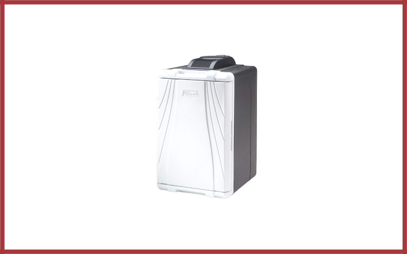Coleman 40 Quart Powerchill Hot Cold Thermoelectric Cooler Review