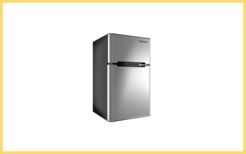 Costway Compact Refrigerator Review