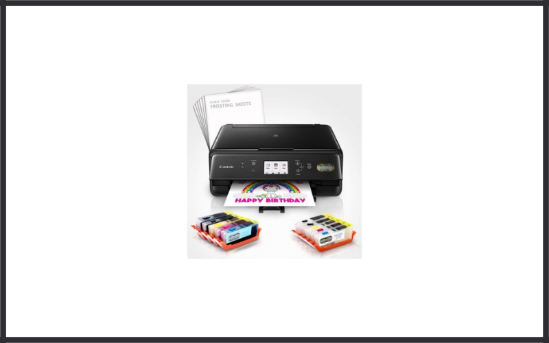 Edible Printer Bundle – Includes Xl Edible Ink Cartridges Review