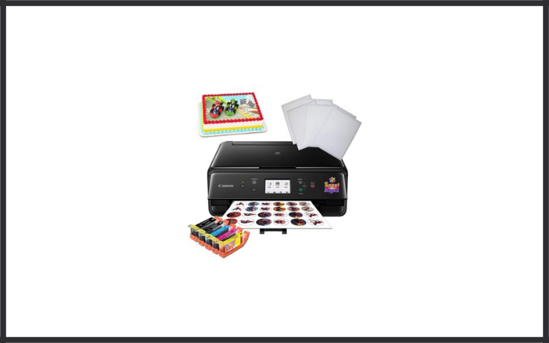 Edible Printer Bundle Canon Wireless Review