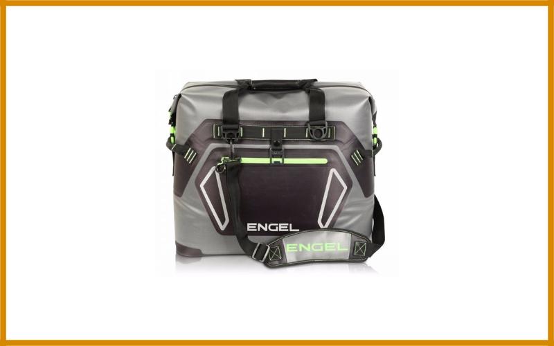 Engel Coolers Hd30 100% Waterproof Soft Sided Cooler Bag Review