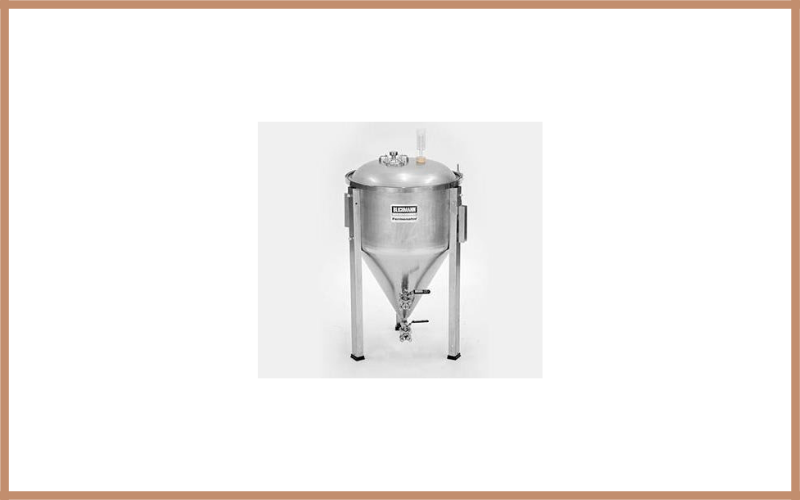 Fermenter F3 Conical Blichmann Review