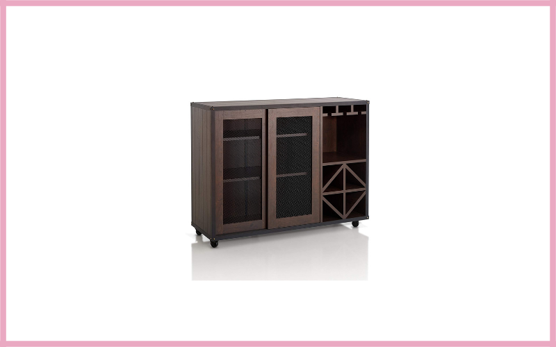 Iohomes Sallos Multi Storage Buffet Review