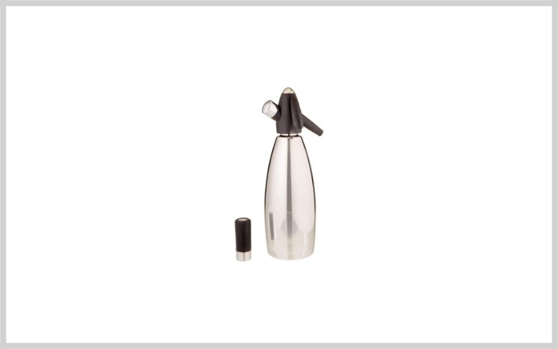 Isi Soda Siphon By Isi North America Review