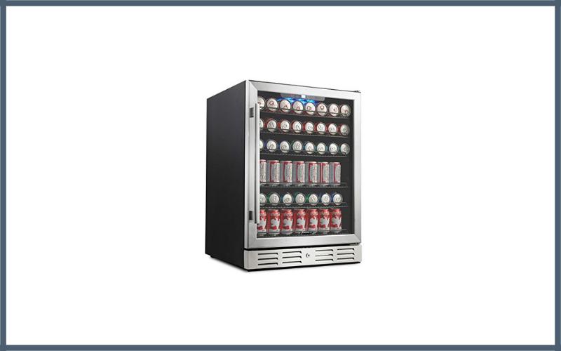Kalamera 24 Beverage Refrigerator 175 Can Built In Review