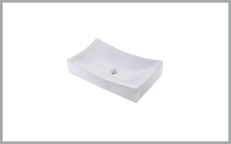 Kes Fireclay Sink Farmhouse Kitchen Sink 30 Inch Porcelain Undermount Review