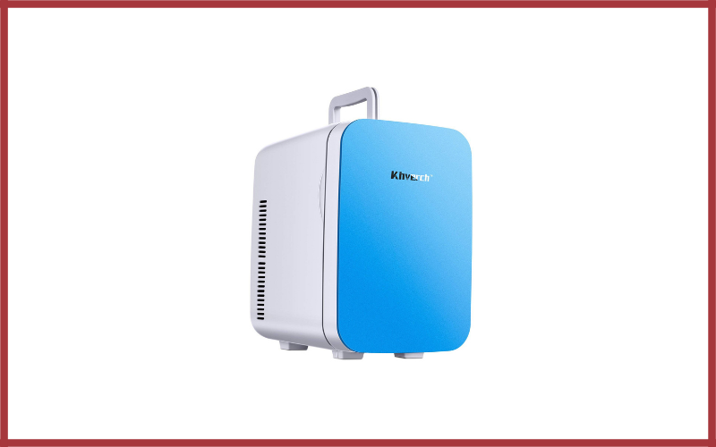 Kinverch Mini Fridge Electric Cooler And Warmer Review