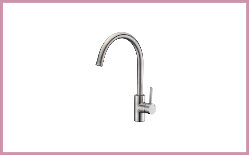 Kitchen Sink Faucet Stainless Steel Crea Two Function Farmhouse Sink Faucet Review