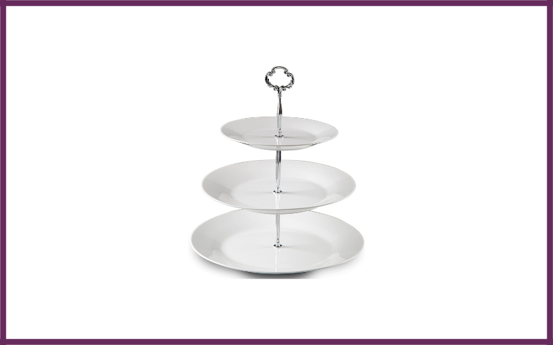 Klikel 3 Tier Round Cupcakes Stand By Klikel Review
