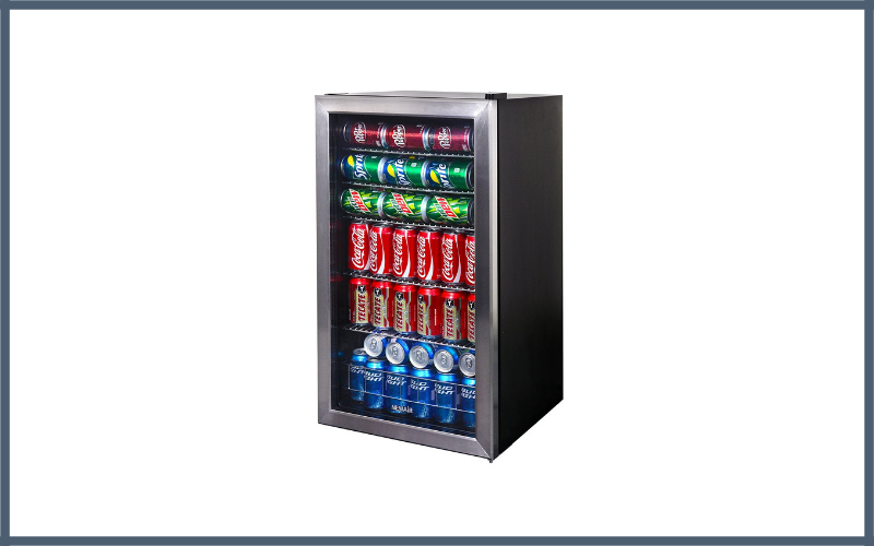 Newair Ab 1200 126 Can Beverage Cooler Review