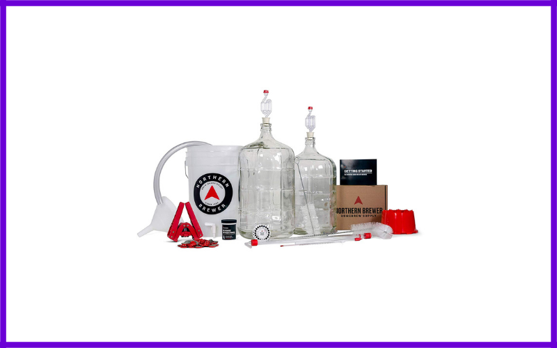 Northern Brewer Deluxe Home Brewing Equipment Starter Kit Review