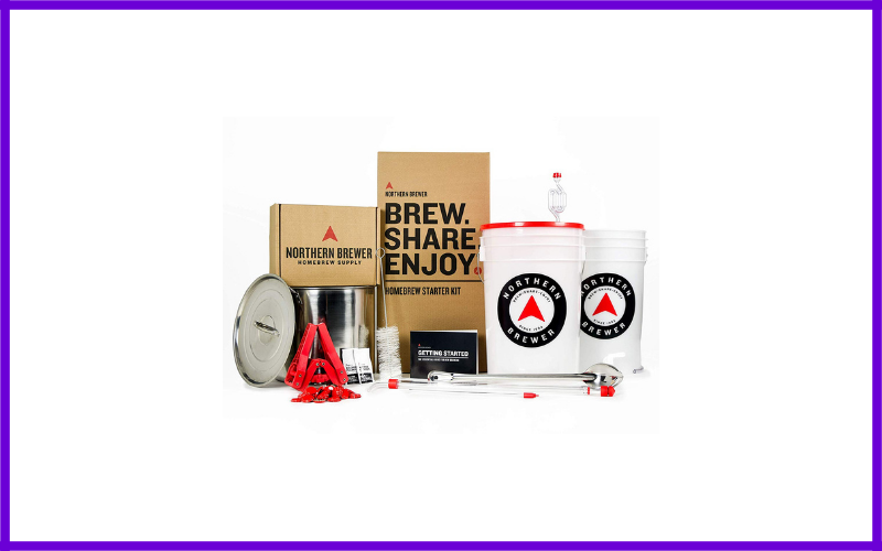 Northern Brewer Homebrewing Starter Set Review