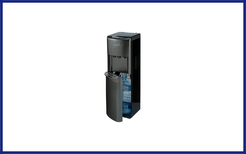 Primo Pewter 3 Spout Bottom Load Water Cooler Dispenser Review