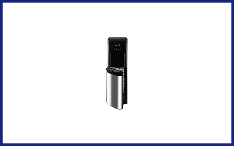 Primo Stainless Steel 1 Spout Self Sanitizing Bottom Load Water Cooler Dispenser Review