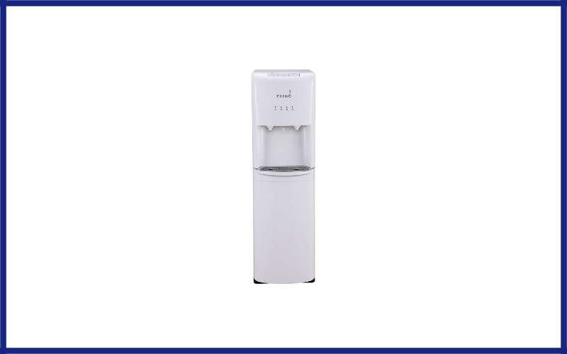 Primo White 2 Spout Bottom Load Water Cooler Dispenser Review