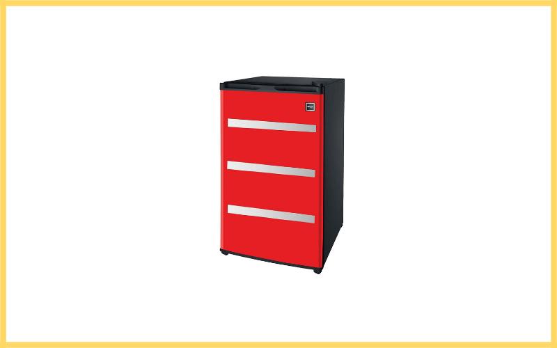 Red Garage Fridge Tool Box Review