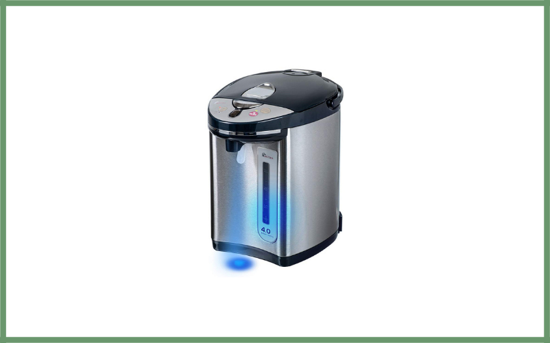 Secura Electric Water Boiler And Warmer 4 Quart Electric Hot Pot Review