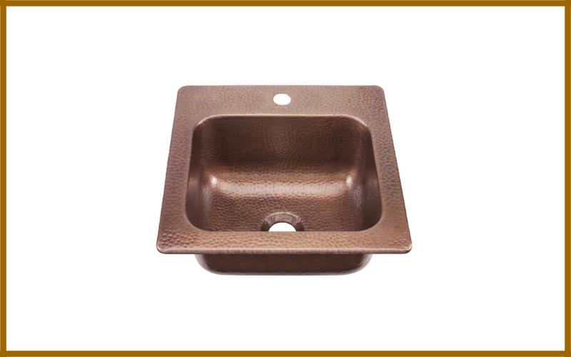 Sinkology Kpd 1515ha Seurat Drop In Solid Copper Sink Review