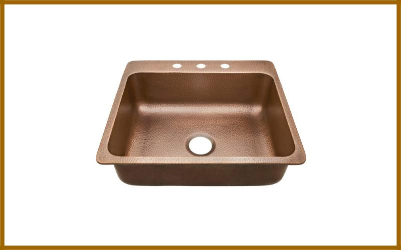 Sinkology Sk102 25ac Rosa Drop 3 Hole Kitchen Sink Review