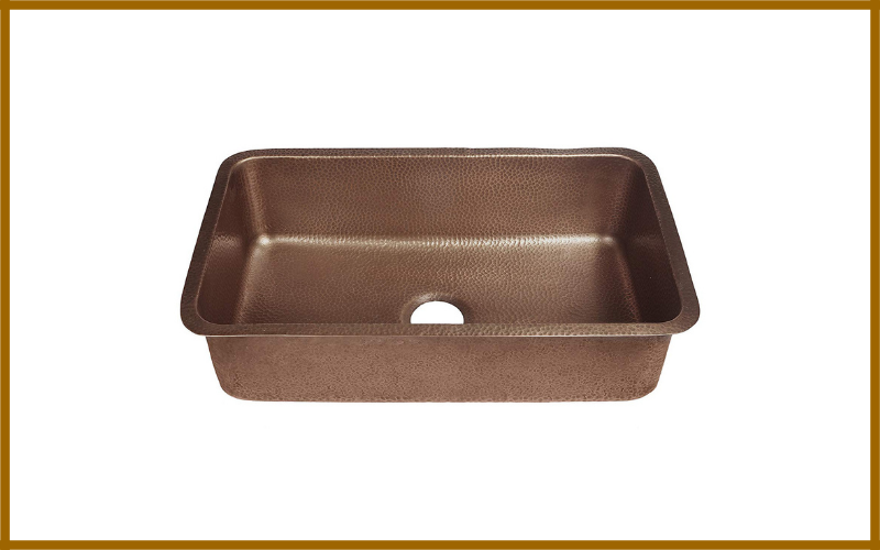 Sinkology Sk202 30ac Transitional Orwell Undermount Copper Sink Review