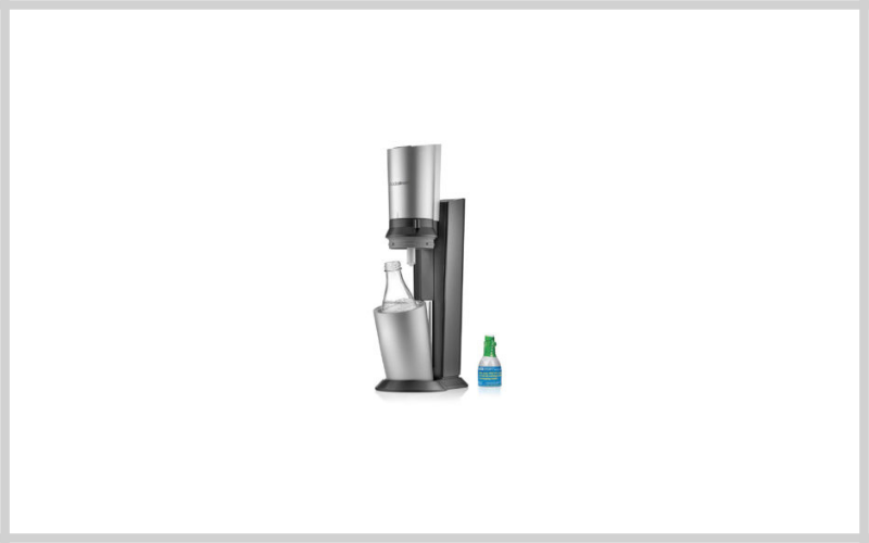 Sodastream Crystal Sparkling Water Maker Starter Kit Review