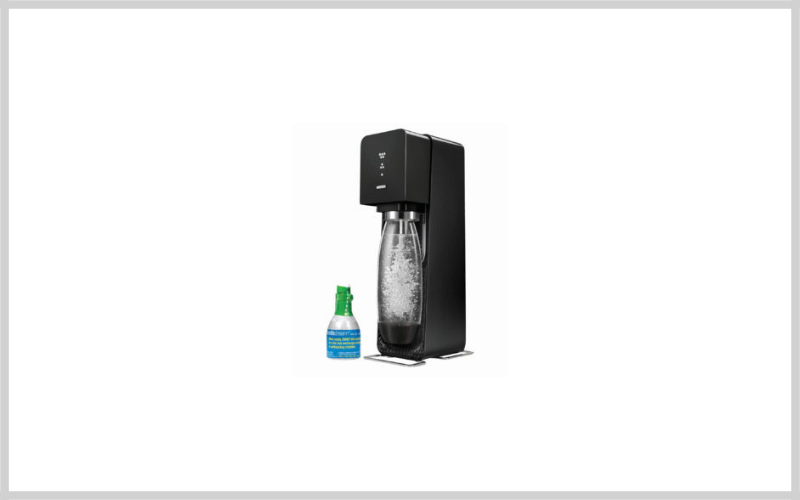 Sodastream Source Sparkling Water Maker Starter Kit Review