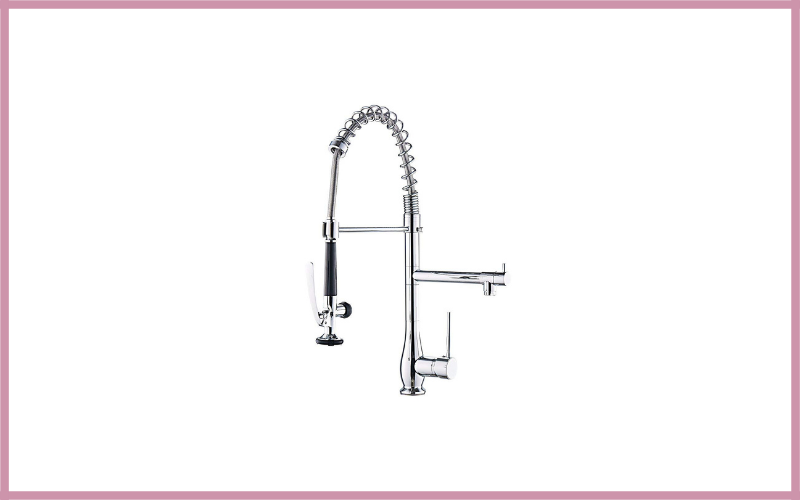 Soqo Commercial Farmhouse Kitchen Bar Basin Faucet Review