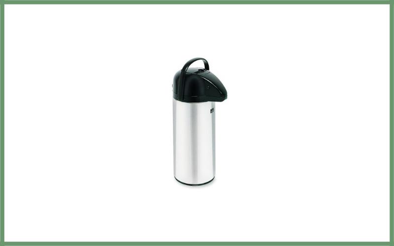 Thermal Airpot Beverage Dispenser By Vondior Review
