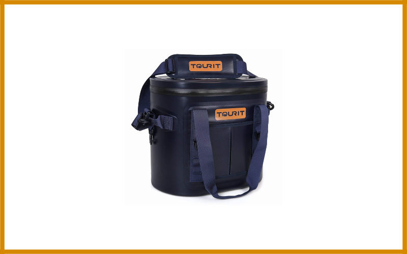 Tourit 20 Cans Leak Proof Soft Pack Cooler Review