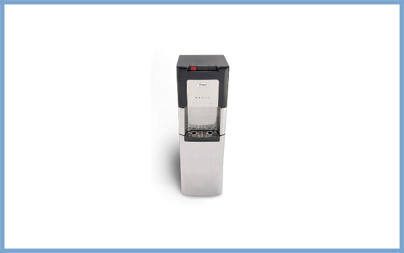 Whirlpool Self Cleaning, Hot And Cold, Stainless Steel Bottom Loading Water Cooler Review