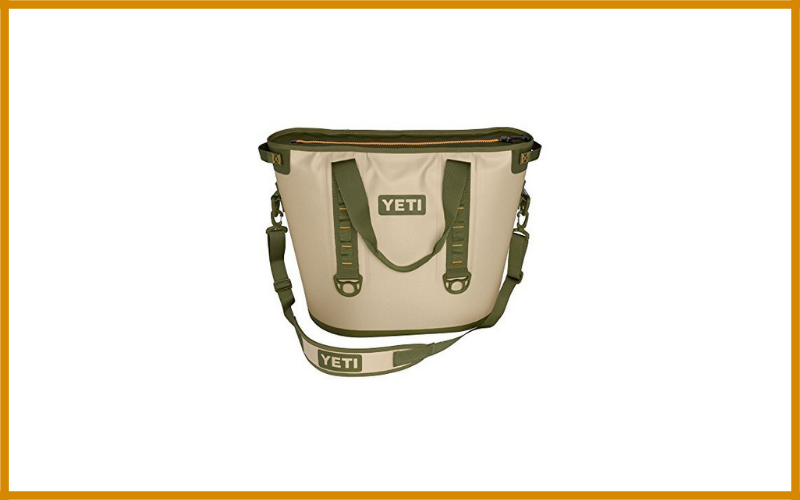 Yeti Hopper 30 Portable Cooler Review
