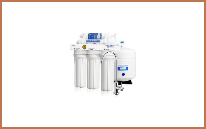 Apec High Flow 90 Gdp Reverse Osmosis Drinking Water Filter System Review