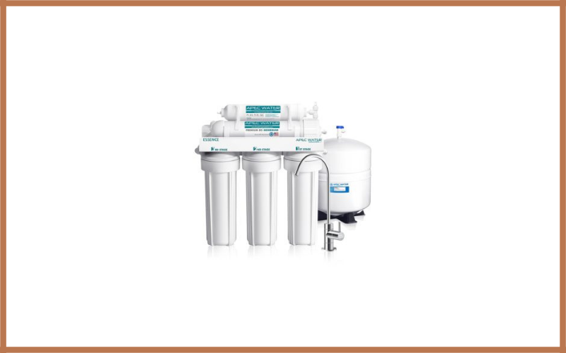 Apec Top Tier 5 Stage Reverse Osmosis Water System Review