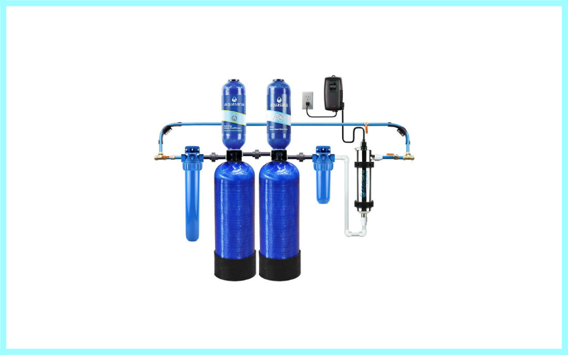 Aquasana Eq Well Uv Pro Ast Whole House Well Water Filter System With Uv Purifier And Salt Free Descaler Review