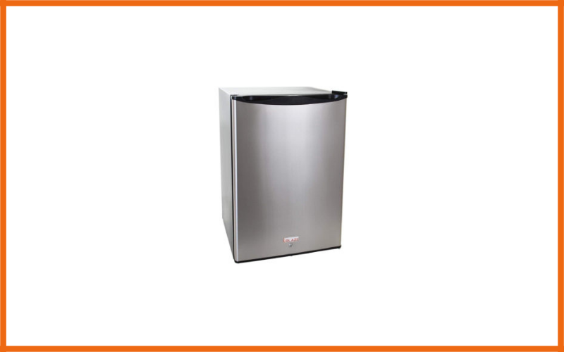 Blaze Stainless Steel Refrigerator Review