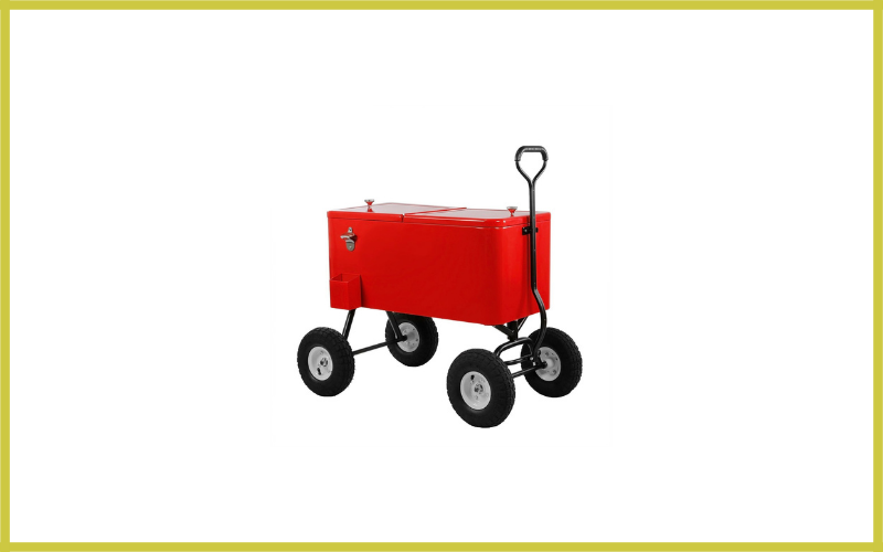 Clevr 80qt Party Wagon Cooler Review