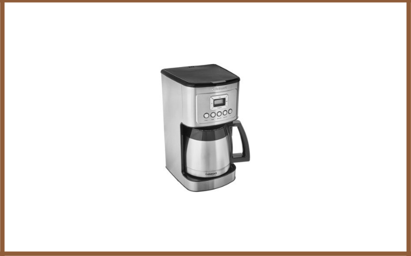 Cuisinart Programmable Thermal Coffeemaker Review