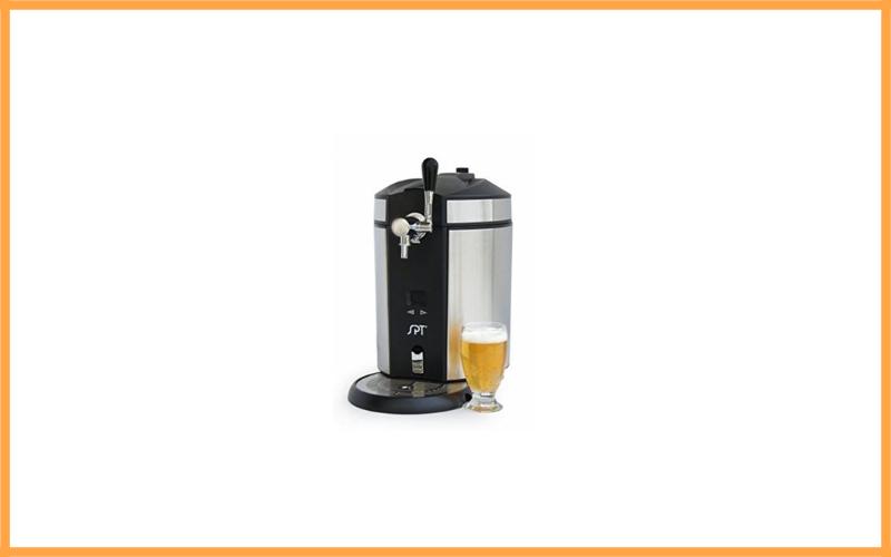 Draft Beer Dispenser Mini Kegerator Countertop Portable Keg Review