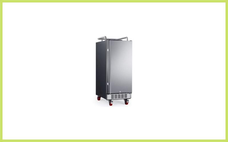 Edgestar Br150ss Built In Kegerator Conversion Refrigerator Review