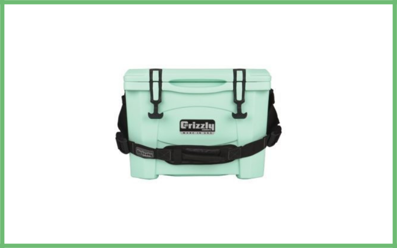 Grizzly 15 Quart Cooler Review