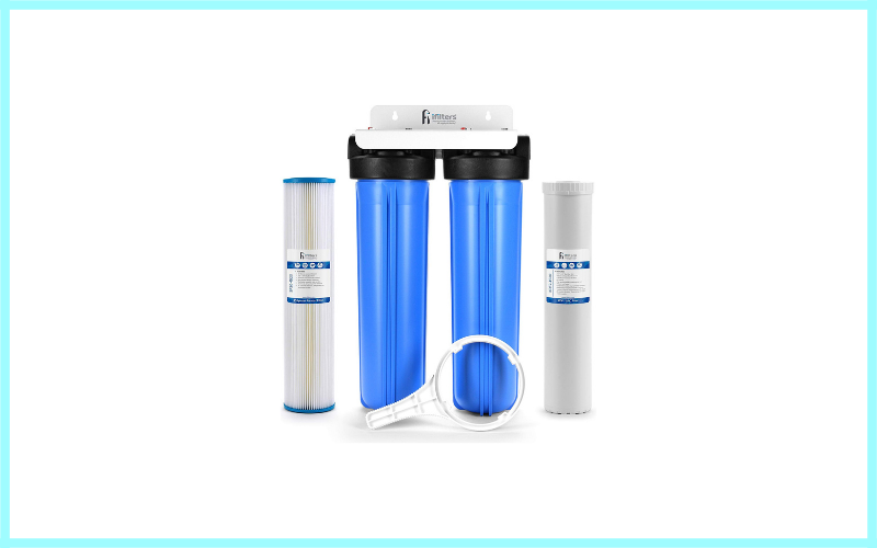Ifilters Well Water Whole House Filtration System Review