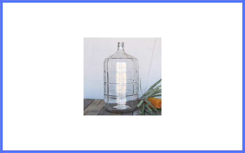 Intelligent Design Retro 5 Gallon Glass Water Jug Review